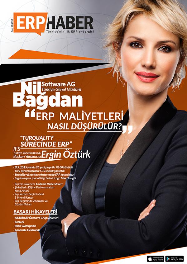 ERP HABER Dergisi Ağustos 2016