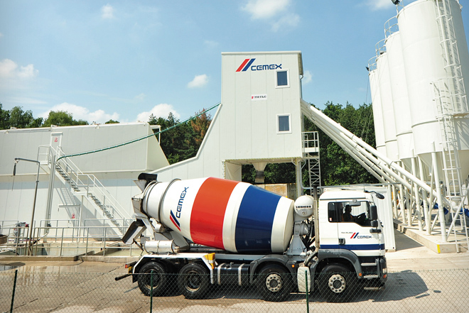 Canias ERP Cement Çimento İnşaat Çözümü