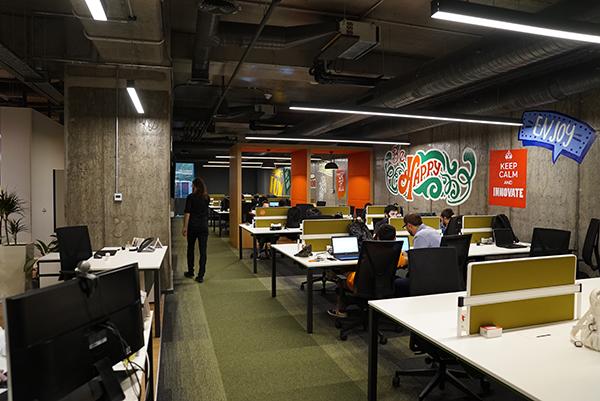 itelligence türkiye ofisi