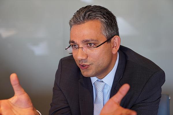 Itelligence Türkiye CEO Abdülbahri Danış