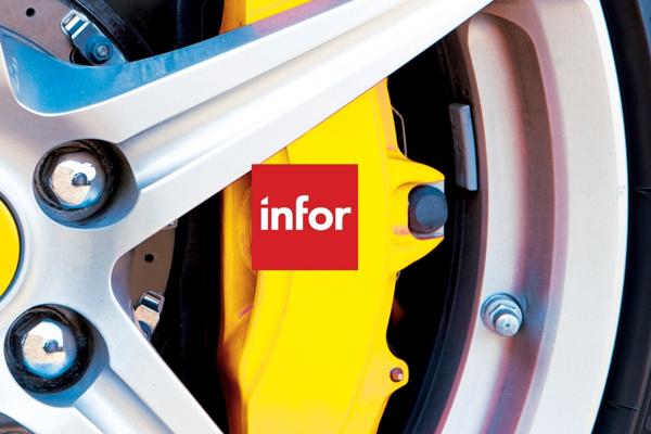 Ferrari Infor ERP otomotiv