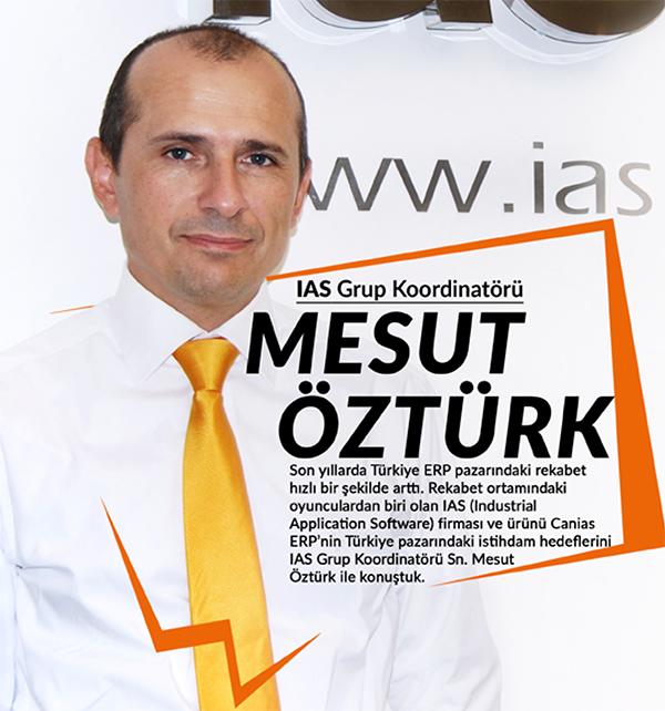 IAS Mesut Canias ERP