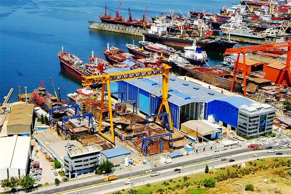 IFS ERP Uygulamaları Tersane Yönetimi Gemi İnşa