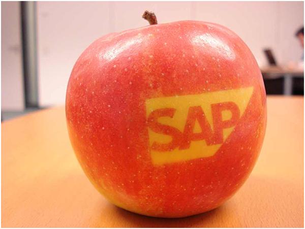 apple ve sap