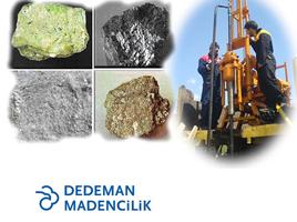 canias erp madencilik sektörü çözümleri