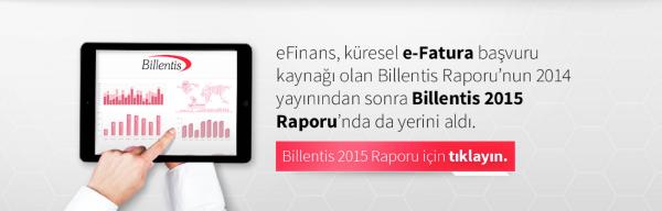 eFinans e-Dönüşüm Billentis Raporu