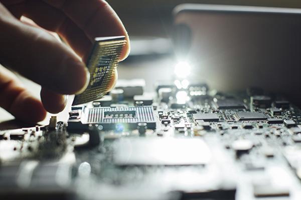 Elektronik sektöründe lot takibi
