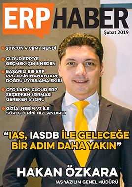 erp-haber-subat-2019-kapak-hakan-ozkara-canias-erp-troia-iasdb