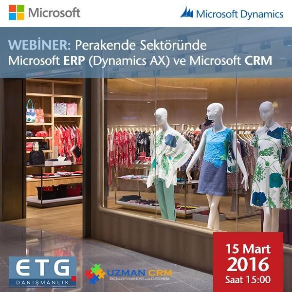 ERP & CRM Kullanımı