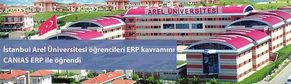 ias türkiye canias erp eğitimi arel üniversitesi
