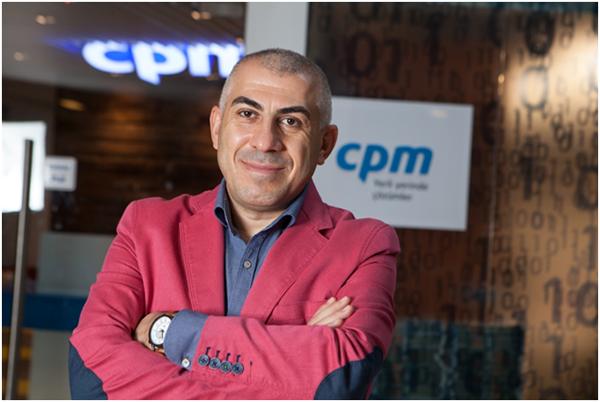 CPM Yazılım Yönetim Kurulu Başkanı Recep Palamut