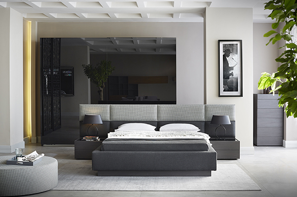 Lazzoni Login Entegre ERP Yatak Odası Takımı