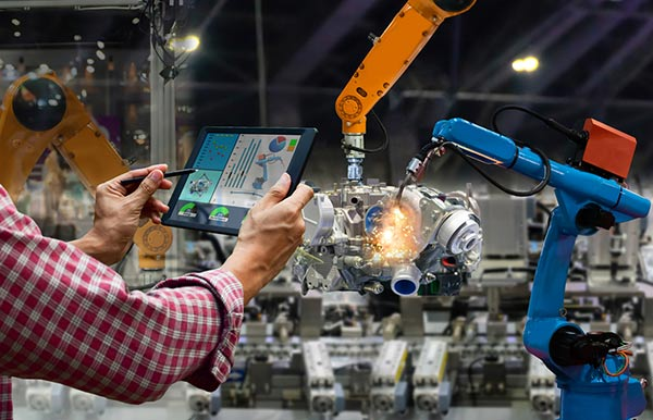 akıllı fabrikalar