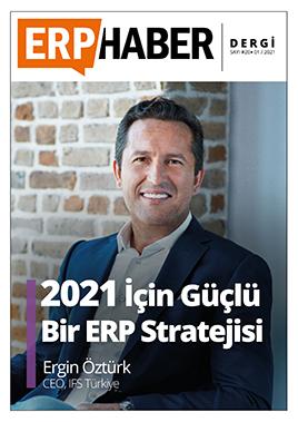 ERP HABER Dergisi ERPHABER_20-kapak