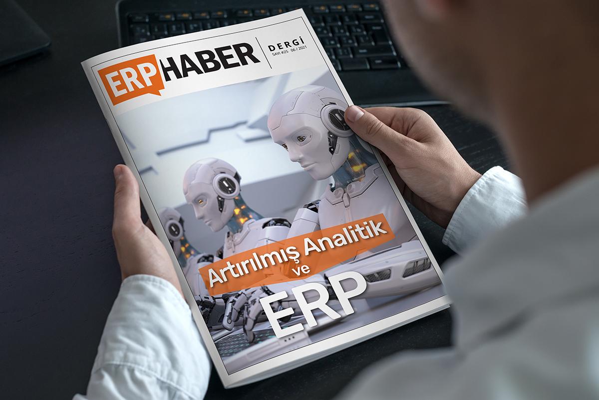 ERP HABER Dergisi haziran 2021